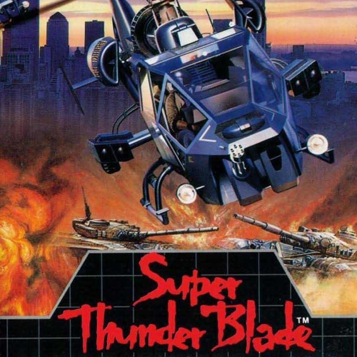 Comprar Super Thunder Blade CD Key Comparar Precios