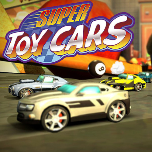 Comprar Super Toy Cars CD Key Comparar Precios