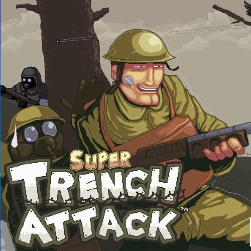 Comprar Super Trench Attack! CD Key Comparar Precios