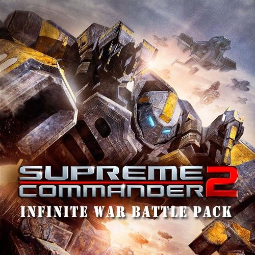 Comprar Supreme Commander 2 Infinite War Battle Pack CD Key Comparar Precios
