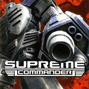 Comprar Supreme Commander CD Key Comparar Precios