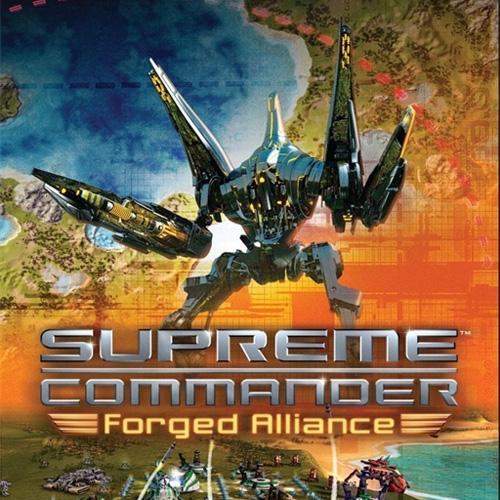 Comprar Supreme Commander Forged Alliance CD Key Comparar Precios