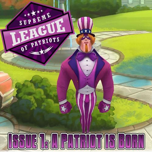 Comprar Supreme League of Patriots Episode 1 A Patriot is Born CD Key Comparar Precios