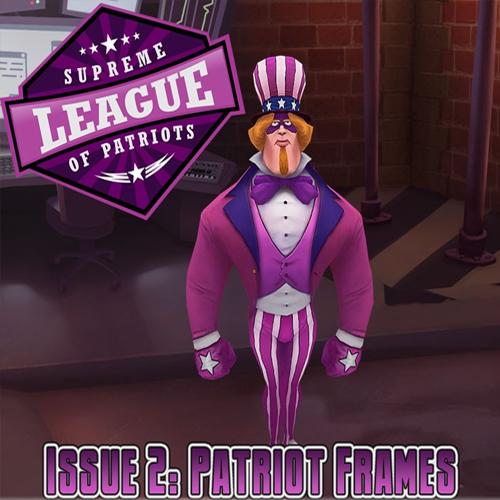 Comprar Supreme League of Patriots Episode 2 Patriot Frames CD Key Comparar Precios