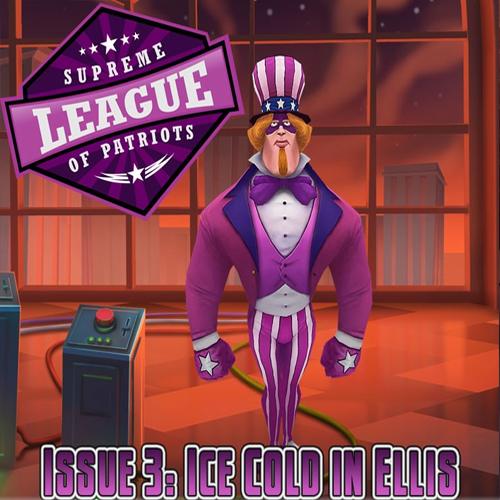 Comprar Supreme League of Patriots Episode 3 Ice Cold in Ellis CD Key Comparar Precios