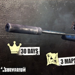 Survarium Steam Sniper Pack