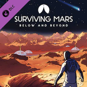 Surviving Mars Below and Beyond
