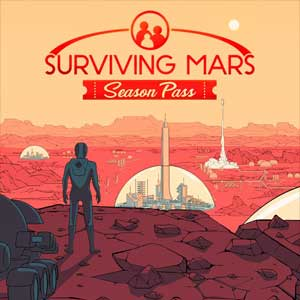 Surviving Mars Season Pass