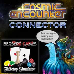 Tabletop Simulator Cosmic Encounter Connector