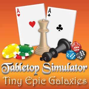 Comprar Tabletop Simulator Tiny Epic Galaxies CD Key Comparar Precios