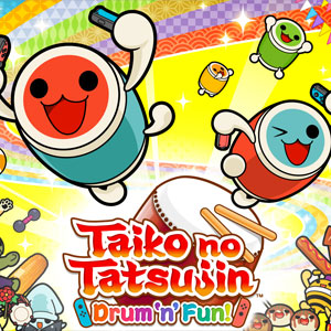 Taiko no Tatsujin Drum 'n' Fun STUDIO GHIBLI Pack Vol 2