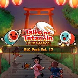 Taiko no Tatsujin Drum Session DLC Vol 17