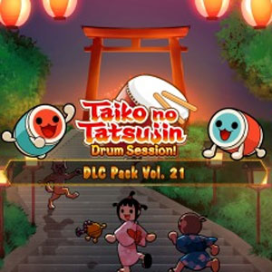 Taiko no Tatsujin Drum Session DLC Vol 21