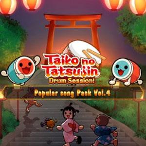 Taiko no Tatsujin Popular song Pack Vol 4