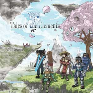 Comprar Tales of the Elements FC CD Key Comparar Precios