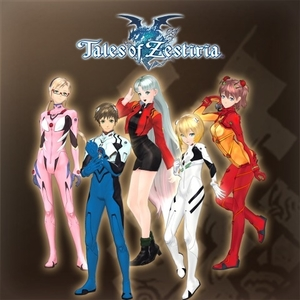 Tales of Zestiria Evangelion Costume Set