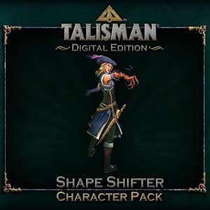 Talisman Character Pack #9 Shape Shifter