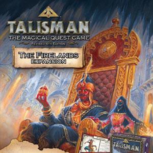 Talisman The Firelands Expansion