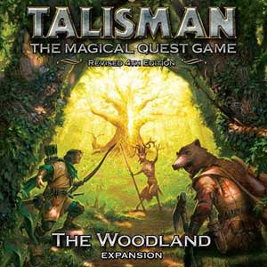 Comprar Talisman The Woodland Expansion CD Key Comparar Precios
