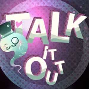 Talk it Out Handheld Game