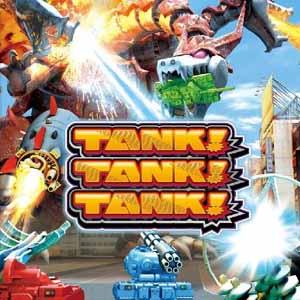 Comprar Tank! Tank! Tank! Nintendo Wii U Descargar Código Comparar precios