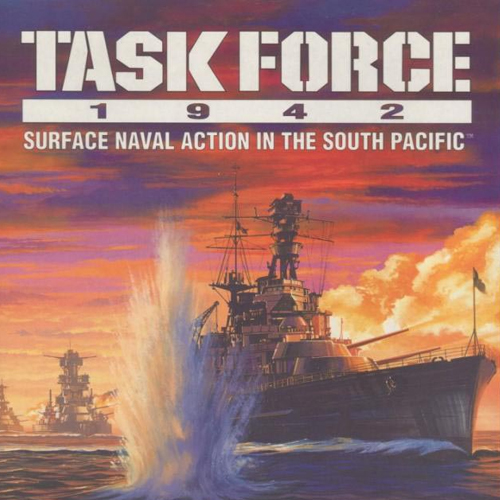 Task Force 1942 Surface Naval Action in the South Pacific