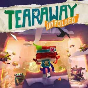 Comprar Tearaway Unfolded Ps4 Code Comparar Precios