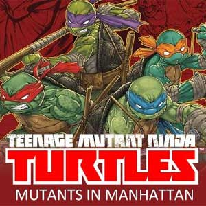 Comprar Teenage Mutant Ninja Turtles Mutants in Manhattan PS3 Code Comparar Precios