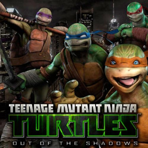 Descargar Teenage Mutant Ninja Turtles Out of the Shadows - PC key Steam