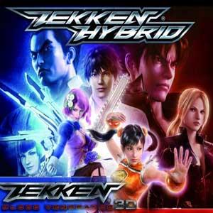 Comprar Tekken Hybrid PS3 Code Comparar Precios