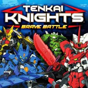 Comprar Tenkai Knights Brave Battle Nintendo 3DS Descargar Código Comparar precios