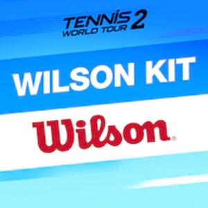 Tennis World Tour 2 Wilson Kit