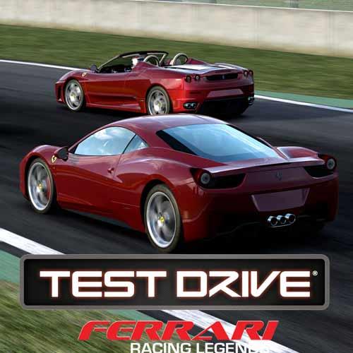 Comprar clave CD Test Drive Ferrari Racing Legends y comparar los precios