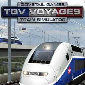 Comprar TGV Voyages Train Simulator CD Key Comparar Precios
