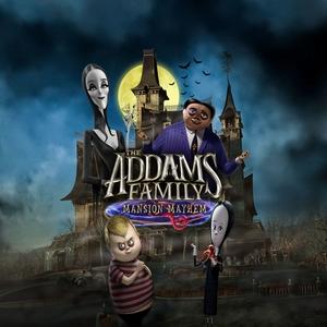Comprar The Addams Family Mansion Mayhem Nintendo Switch Barato comparar precios