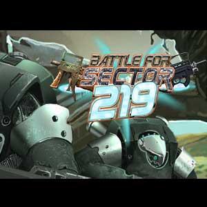 Comprar The Battle for Sector 219 CD Key Comparar Precios