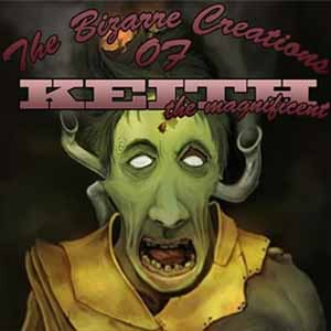 Comprar The Bizarre Creations of Keith the Magnificent CD Key Comparar Precios