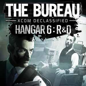 Comprar The Bureau XCOM Declassified Hangar 6 R&D CD Key Comparar Precios