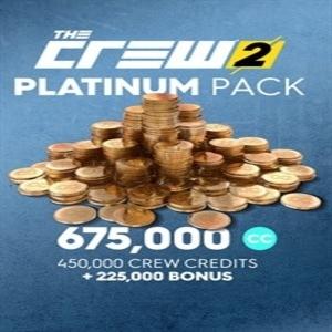 The Crew 2 Platinum Credits Pack