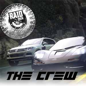 Comprar The Crew Raid Car Pack CD Key Comparar Precios