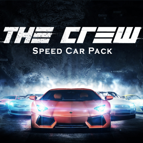 Comprar The Crew Speed Car Pack CD Key Comparar Precios