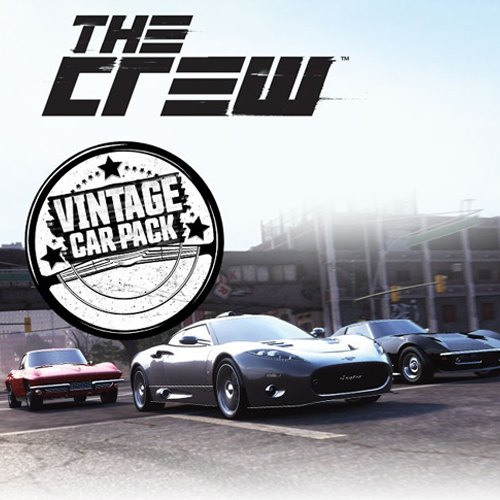 Comprar The Crew Vintage Car Pack CD Key Comparar Precios