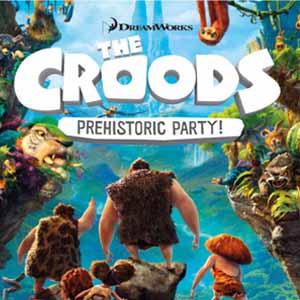 Comprar The Croods Prehistoric Party Nintendo 3DS Descargar Código Comparar precios