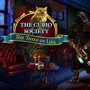 The Curio Society The Thief Of Life