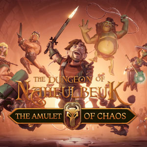 Comprar The Dungeon of Naheulbeuk The Amulet of Chaos Ps4 Barato Comparar Precios