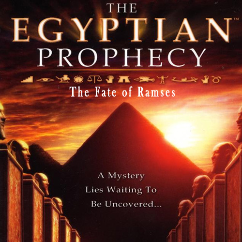 Comprar The Egyptian Prophecy The Fate of Ramses CD Key Comparar Precios