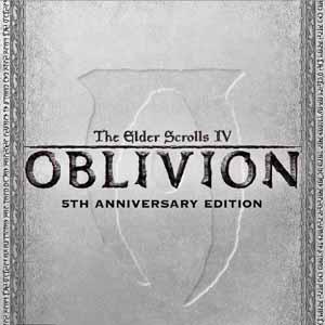 Comprar The Elder Scrolls 4 Oblivion 5th Anniversary Edition Xbox 360 Code Comparar Precios