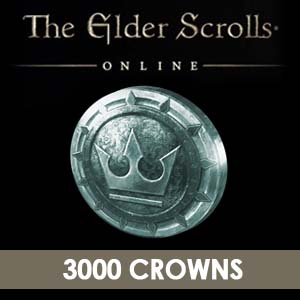 Comprar The Elder Scrolls Online 3000 Crowns CD Key Comparar Precios
