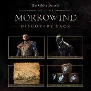 Comprar The Elder Scrolls Online Morrowind The Discovery Pack CD Key Comparar Precios