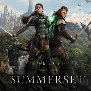 Comprar The Elder Scrolls Online Summerset Ps4 Barato Comparar Precios